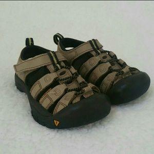 Keen Tan Waterproof Sandals